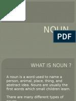 01 Noun, Pronoun, Adjectives