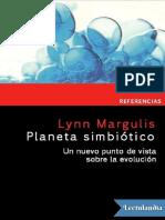 Planeta Simbiotico - Lynn Margulis