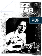 Jazz Guitar Single Note Soloing Vol 1 Ted Greene