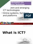 ict - lesson 1
