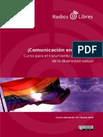 Tutorial 12 Periodismo Diversidad Sexual