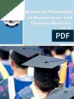 Doctor Acupuncture Oriental Medicine
