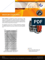 Catalogue Card of Westcar Couplings