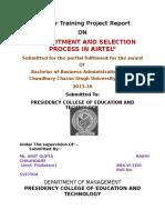 Presidency BBA.docx