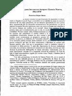 Una editorial para los nuevos tiempos. Ciencia Nueva, 1965-1970