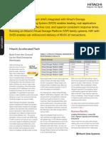 HDS Accelerated Flash (HAF) Drive Datasheet