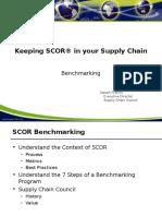 SCOR Benchmarking