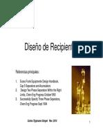 0 Presentación Sobre Recipientes 2014