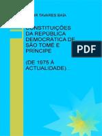 As Constituicoes Da Republica Democratica de Sao Tome e Principe de 1975a Actualidade