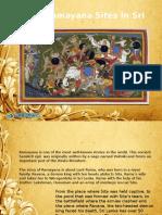 Visit Ramayana Sites in Sri Lanka