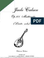 10102-Mattinata (Liuto Solo)