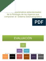 Patrones y Parámetros Estandarizados de La Fisiología De