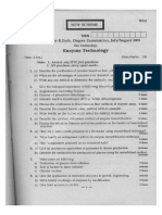 02BT63 Enzyme Technology July Aug 2005
