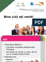PPT sesiune informare