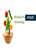 Minimally Processing Technology New