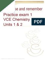Pracice Exam 1 CD