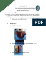 Laboratorio de Medidas #2 , ampliacion de escala de un voltimetro y amperimetro