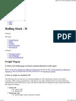 [IRFCA] Indian Railways FAQ_ Rolling Stock - II