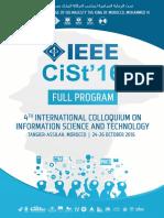 IEEECiSt16 Full Program