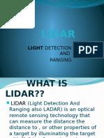 LIDAR.ppt