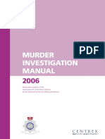 Murder Investigation Manual Redacted