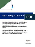 Segurança da Vida em Túneis