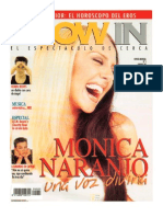 Mónica Naranjo - Blow In Nº5-  Feb 98