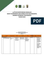 Hasil Kesepakatan DiLKUMJAKPOL 2015-2