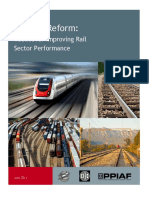 Toolkit for Improving Rail Sector Performance