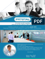 Simulado Para Certificacao PMP 2016 by PMtotal