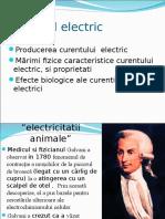 3d - Producerea Curentului Electric - Si Aplicatii in Medicina