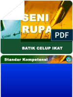 Batik Ikat 1