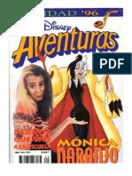 Mónica Naranjo - Disney Aventuras Nº 29 - dic 96