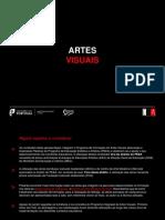 Artes Visuais Apoio