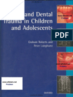 Oral and Dental Trauma