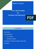 MOT Presentation on Transport