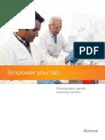 Illumina IVF Brochure