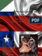 Bailes y Fiestas Típicas de Chile