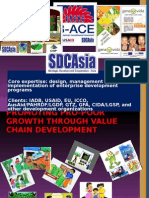 Value Chain Dev Overview_SDCAsia