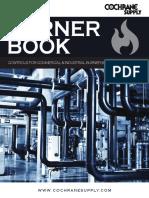 Cochrane Supply's 2016/2017 Burner Book | Flame Safeguard & Burner Boiler Building Controls for Commercial & Industrial Applications