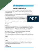 Auditar La Seguridad de Un Sistema Linux