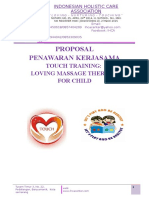 Prop Ihca Lov Massage for Child