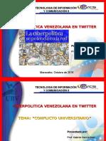 Ciberpolitica venezolana