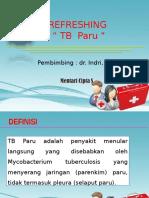 Refreshing - TB PARU Mentari