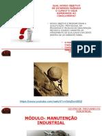 Cti Módulo Manutenção Industrial