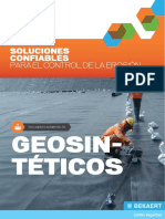 FOLLETO GEOSINTETICOS