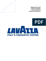 Marketing Report for Lavazza - SWOT, PEST, BCG, Ansoff and Porter's Five Forces
