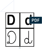Consonante d