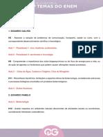 3051Enem 2016 Top Temas Do Enem 2016 Conteudo Programatico Rev5