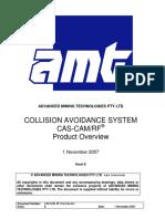 Cas-cam Rf Overview